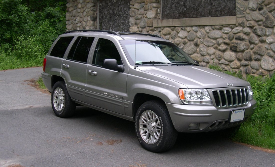 Jeep Grand Cherokee 1999-2004 WJ WG Factory Workshop Service Repair Manual download